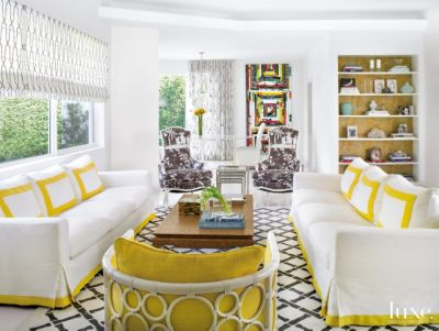 Superbe Pattern Filled Midcentury Modern Miami Home