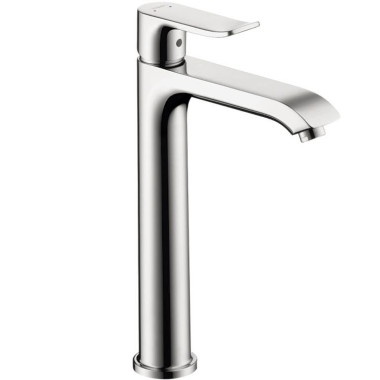 Metris 200 Single-Hole Bathroom Faucet by Hansgrohe USA - Luxe ...