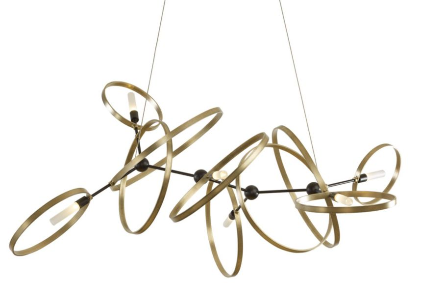 Celesse pendant by hubbardton forge luxe interiors design aloadofball Gallery