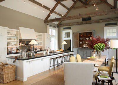 Ina Garten S Kitchen Luxe Interiors Design