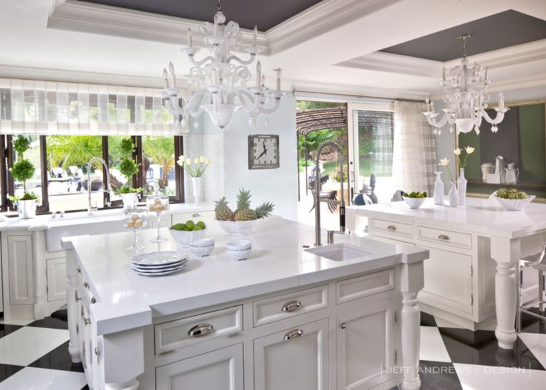 Kris jenner kitchen