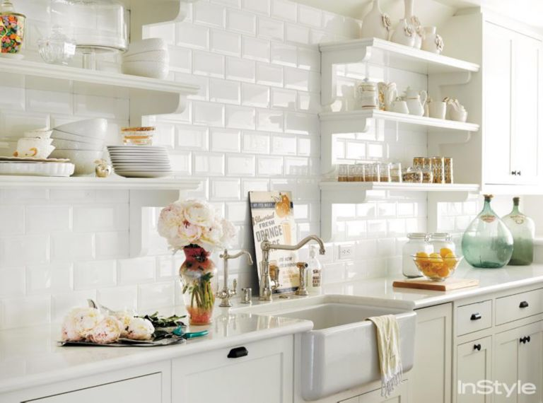 Lauren Conrad Kitchen - Luxe Interiors + Design