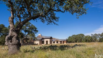 Charming A Rustic, Barn Style Retreat In Texas Hill Country